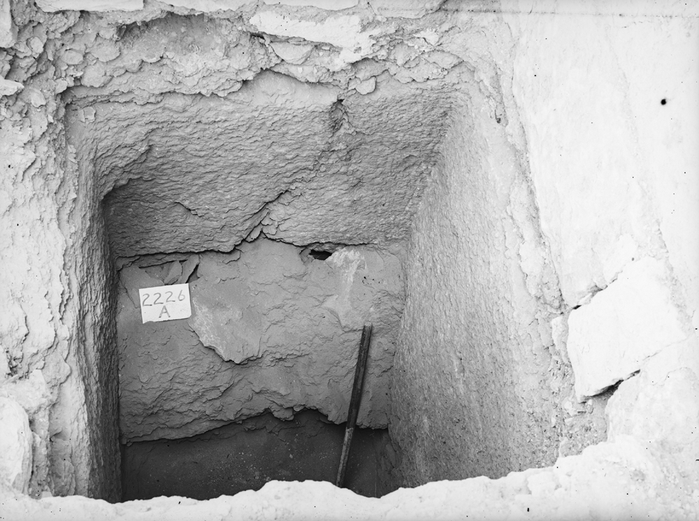 Western Cemetery: Site: Giza; View: G 2226