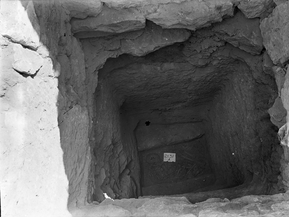 Western Cemetery: Site: Giza; View: G 2131
