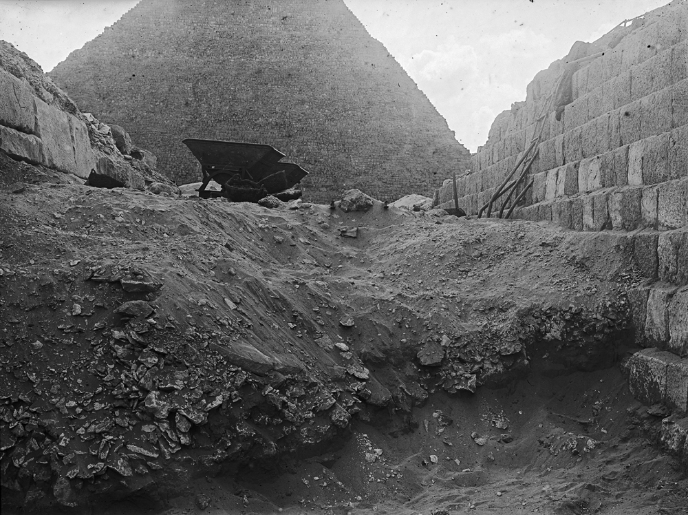 Western Cemetery: Site: Giza; View: G 4140, G 4240