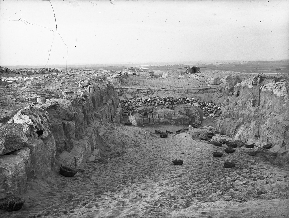 Western Cemetery: Site: Giza; View: G 4640, G 4740
