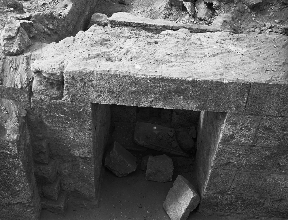 Western Cemetery: Site: Giza; View: G 4832