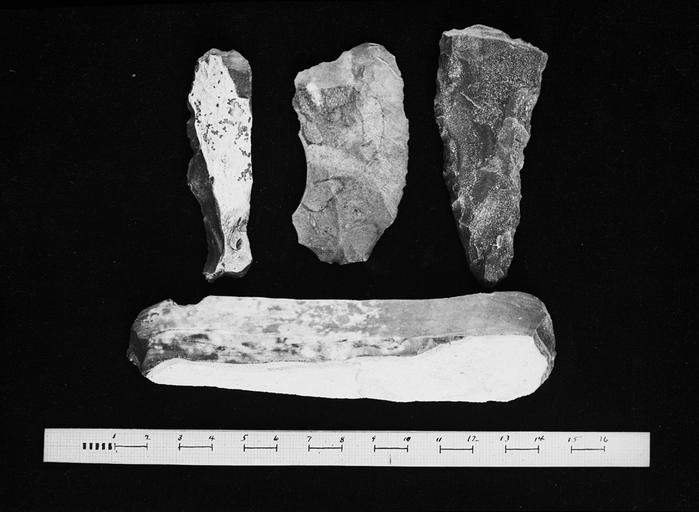 Object(s) photograph: Site: Giza; view: G 4820, G 4833