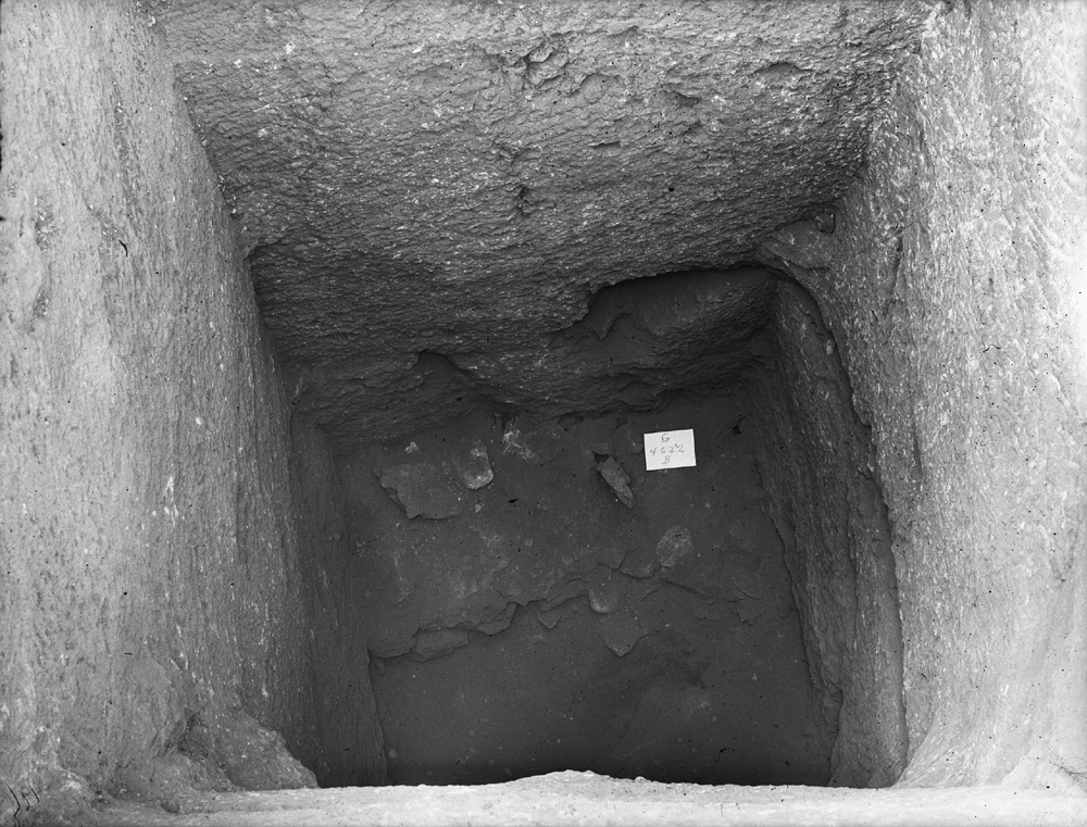 Western Cemetery: Site: Giza; View: G 4622