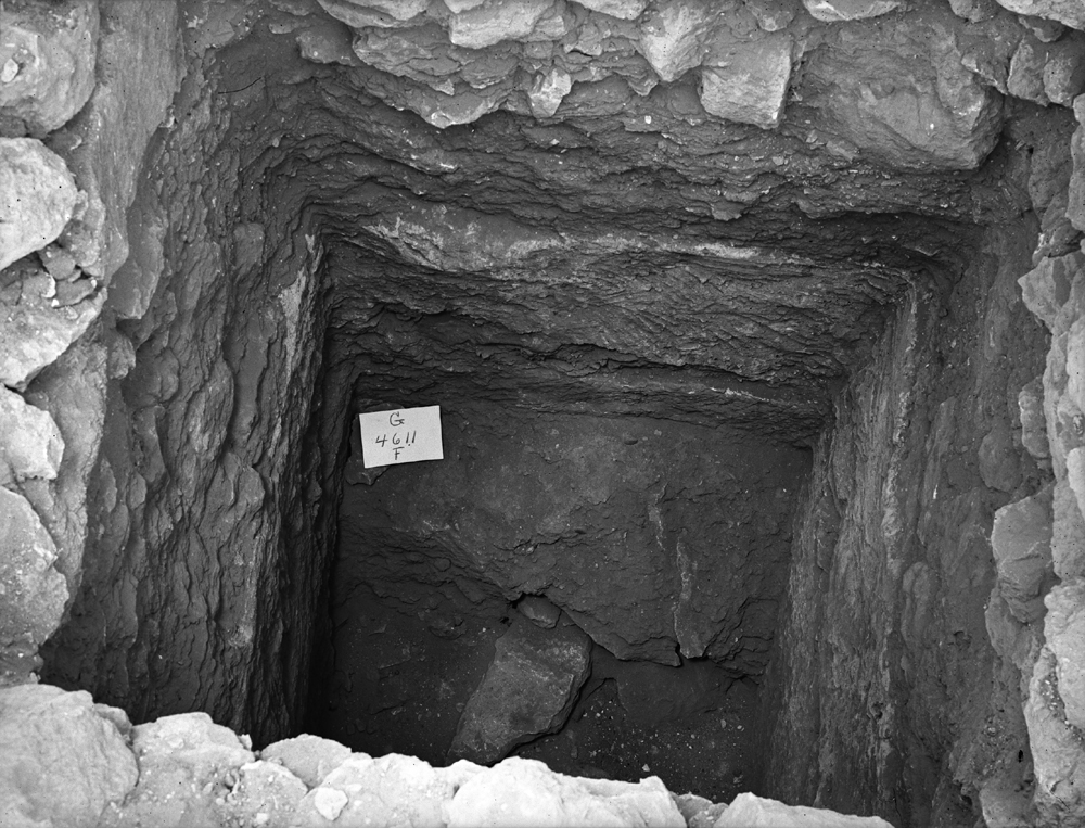 Western Cemetery: Site: Giza; View: G 4616