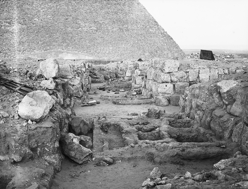 Western Cemetery: Site: Giza; View: G 4320, G 4330, G 4321