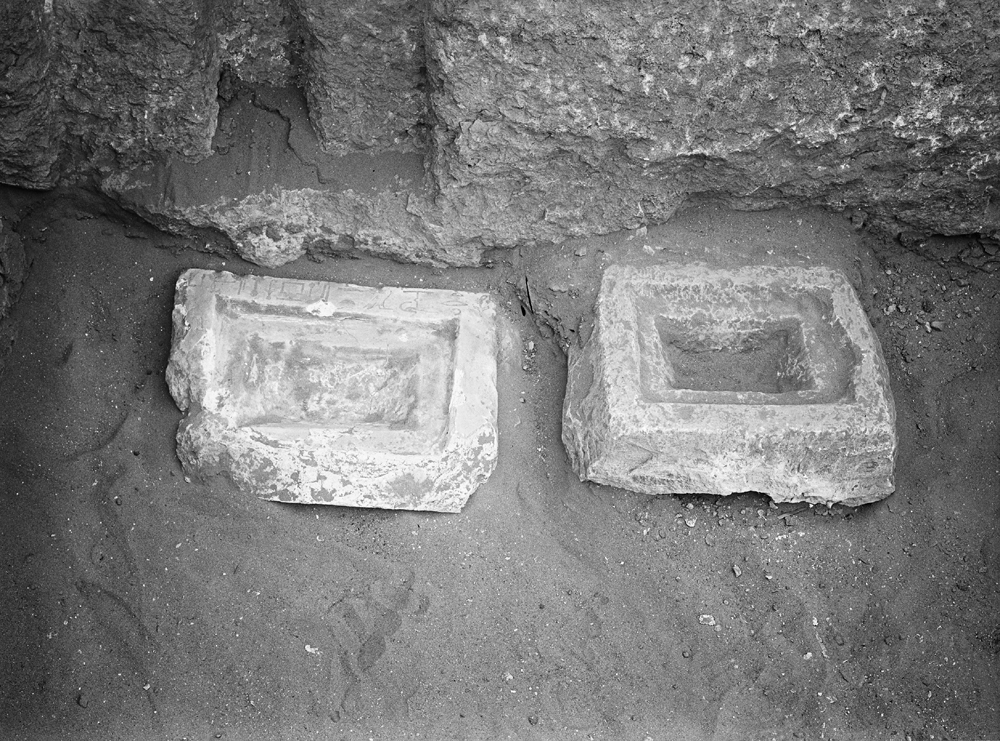 Western Cemetery: Site: Giza; View: G 4422