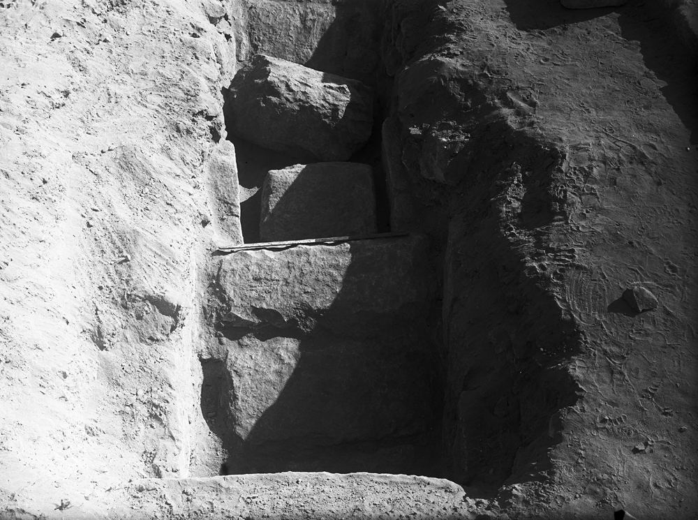 Western Cemetery: Site: Giza; View: G 5234