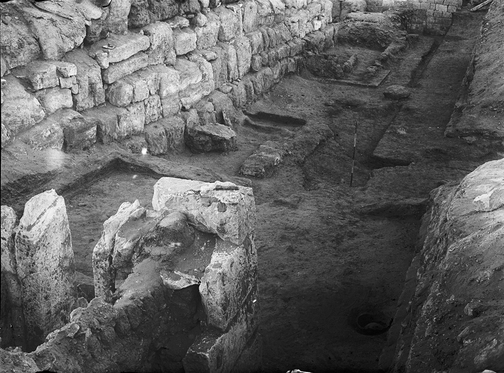 Western Cemetery: Site: Giza; View: G 4820