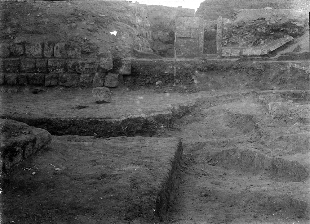 Western Cemetery: Site: Giza; View: G 4820, G 4810, G 4813