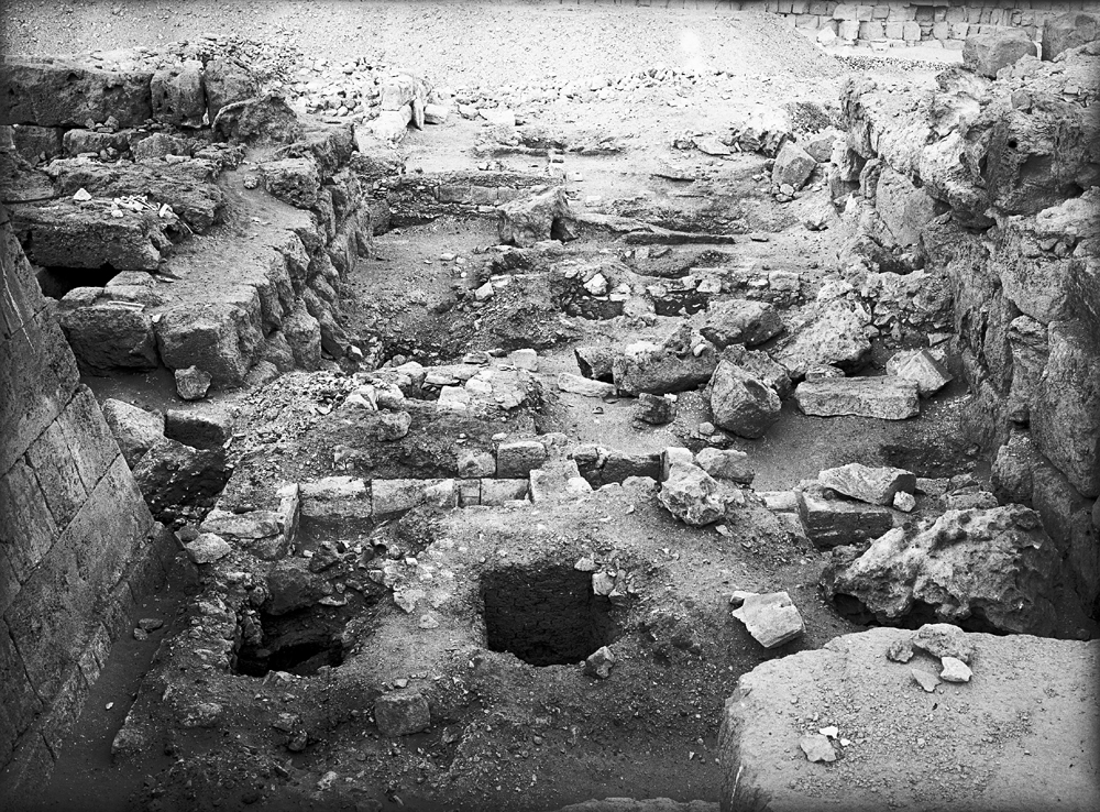 Western Cemetery: Site: Giza; View: G 5224