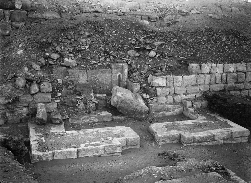 Western Cemetery: Site: Giza; View: G 4930