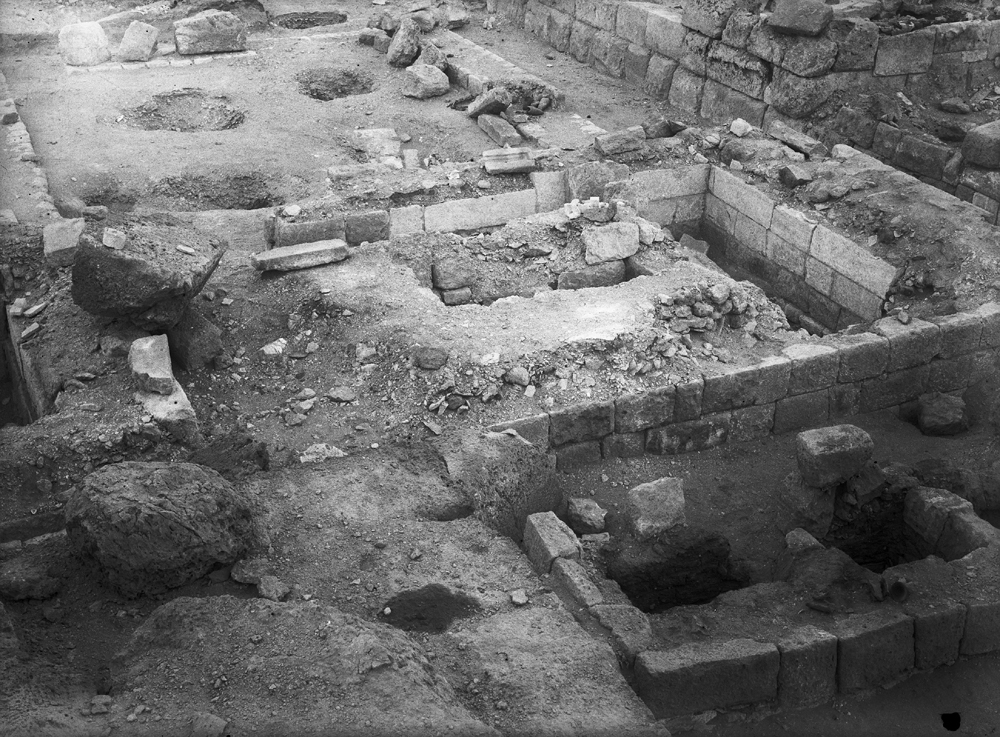 Western Cemetery: Site: Giza; View: G 5230, G 5231, G 5234