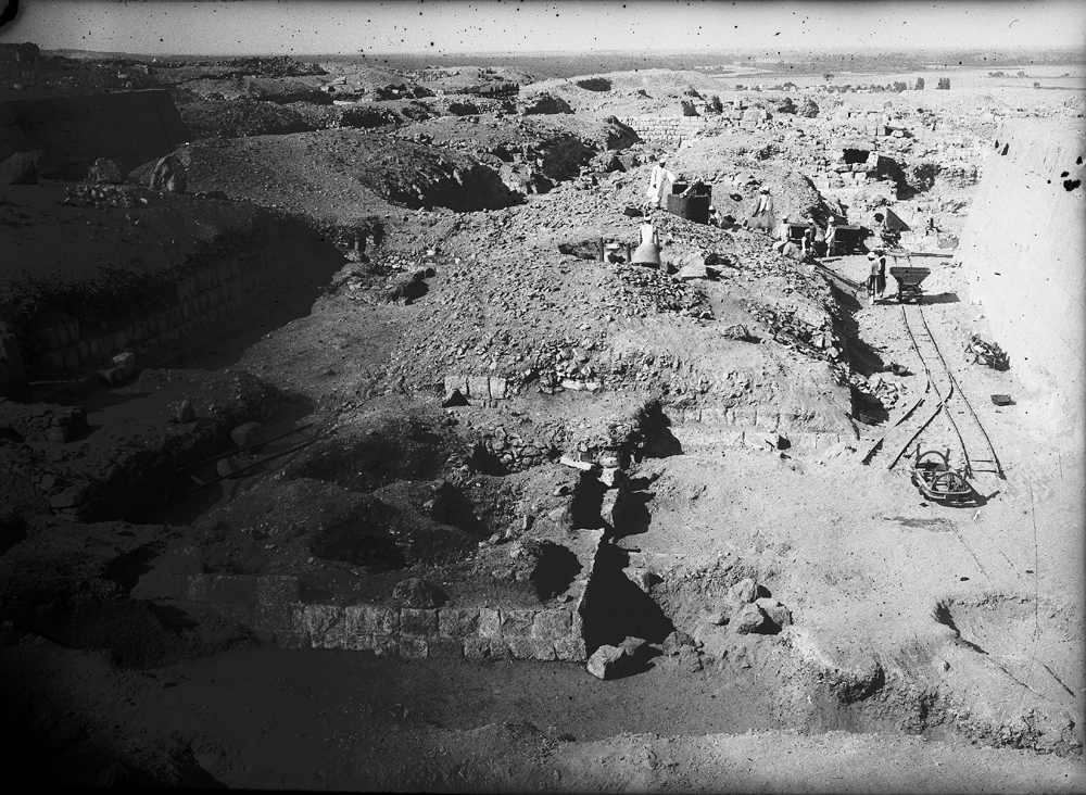 Western Cemetery: Site: Giza; View: G 5131, G 5130