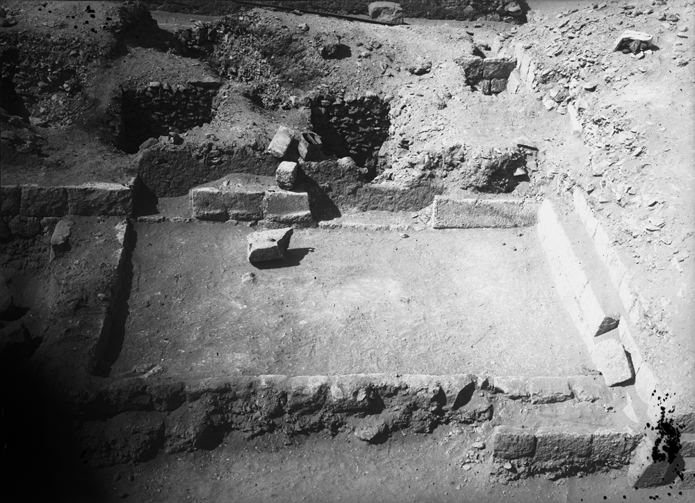 Western Cemetery: Site: Giza; View: G 5131