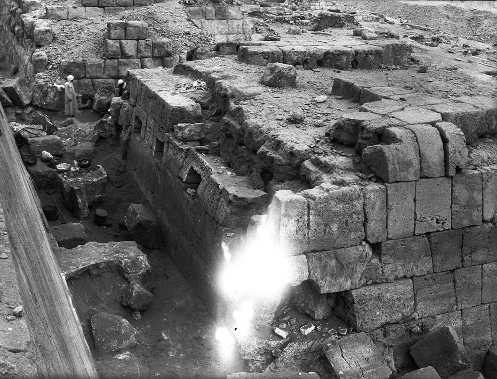Western Cemetery: Site: Giza; View: G 5230