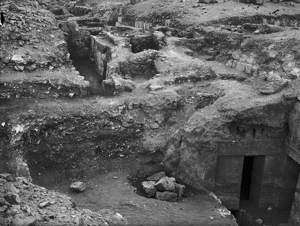 Western Cemetery: Site: Giza; View: G 5032, G 5040