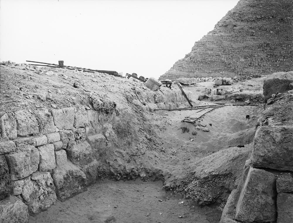 Western Cemetery: Site: Giza; View: G 4610, G 4710