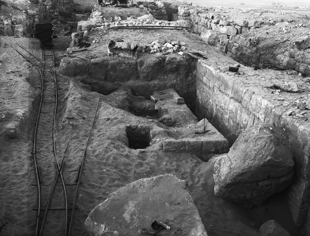 Western Cemetery: Site: Giza; View: G 4610, G 4614, G 4611