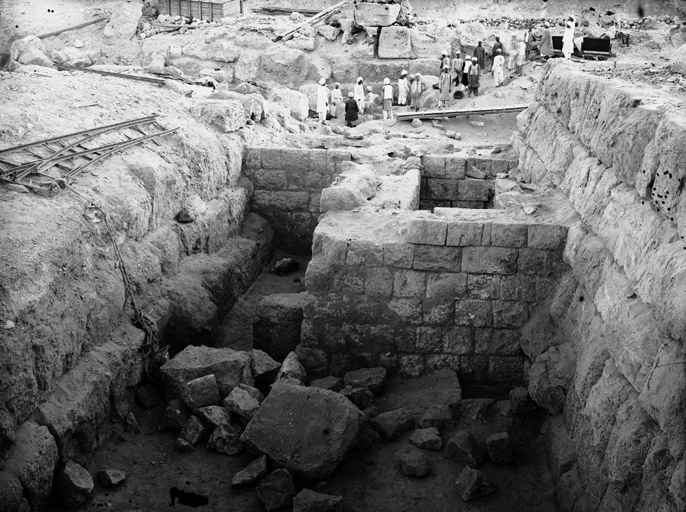 Western Cemetery: Site: Giza; View: G 4410