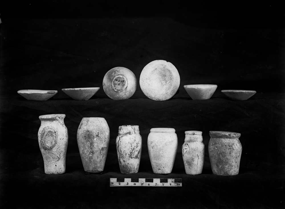 Object(s) photograph: Site: Giza; view: G 4714, G 5030, G 5411