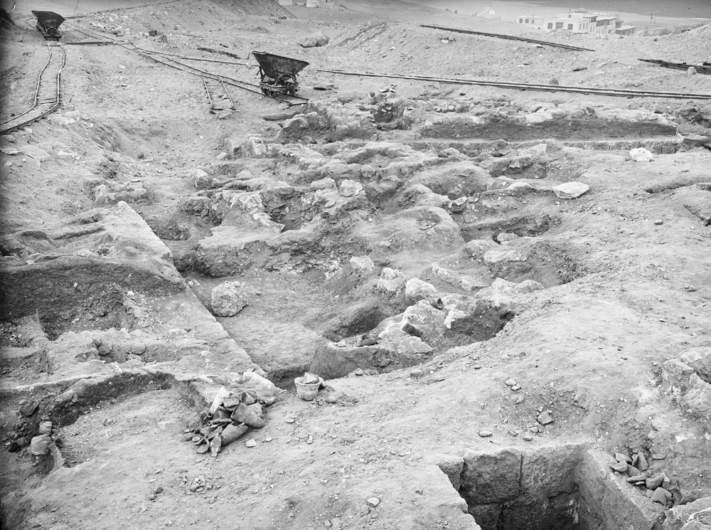 Western Cemetery: Site: Giza; View: G 2045, G 2044