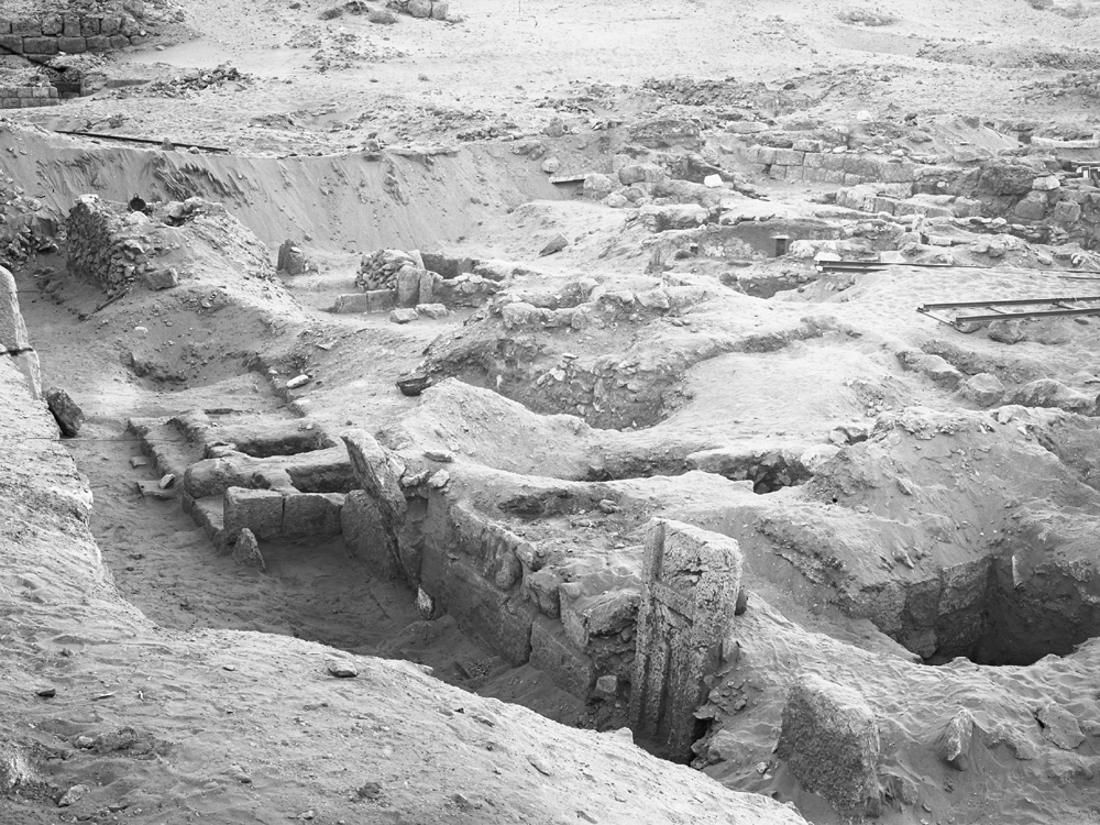 Western Cemetery: Site: Giza; View: G 2022, G 2021