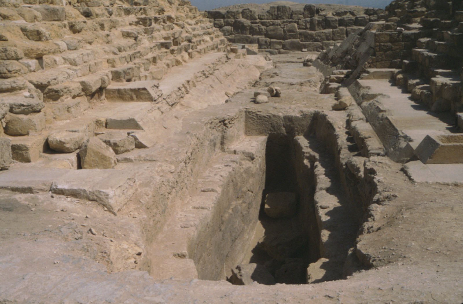 Eastern Cemetery: Site: Giza; View: G I-b, G I-c