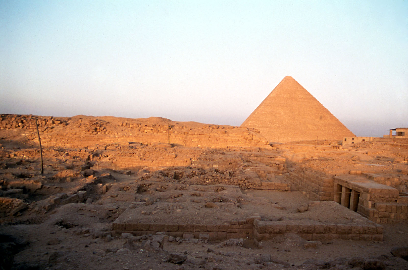 Western Cemetery: Site: Giza; View: G 1101, G 1151