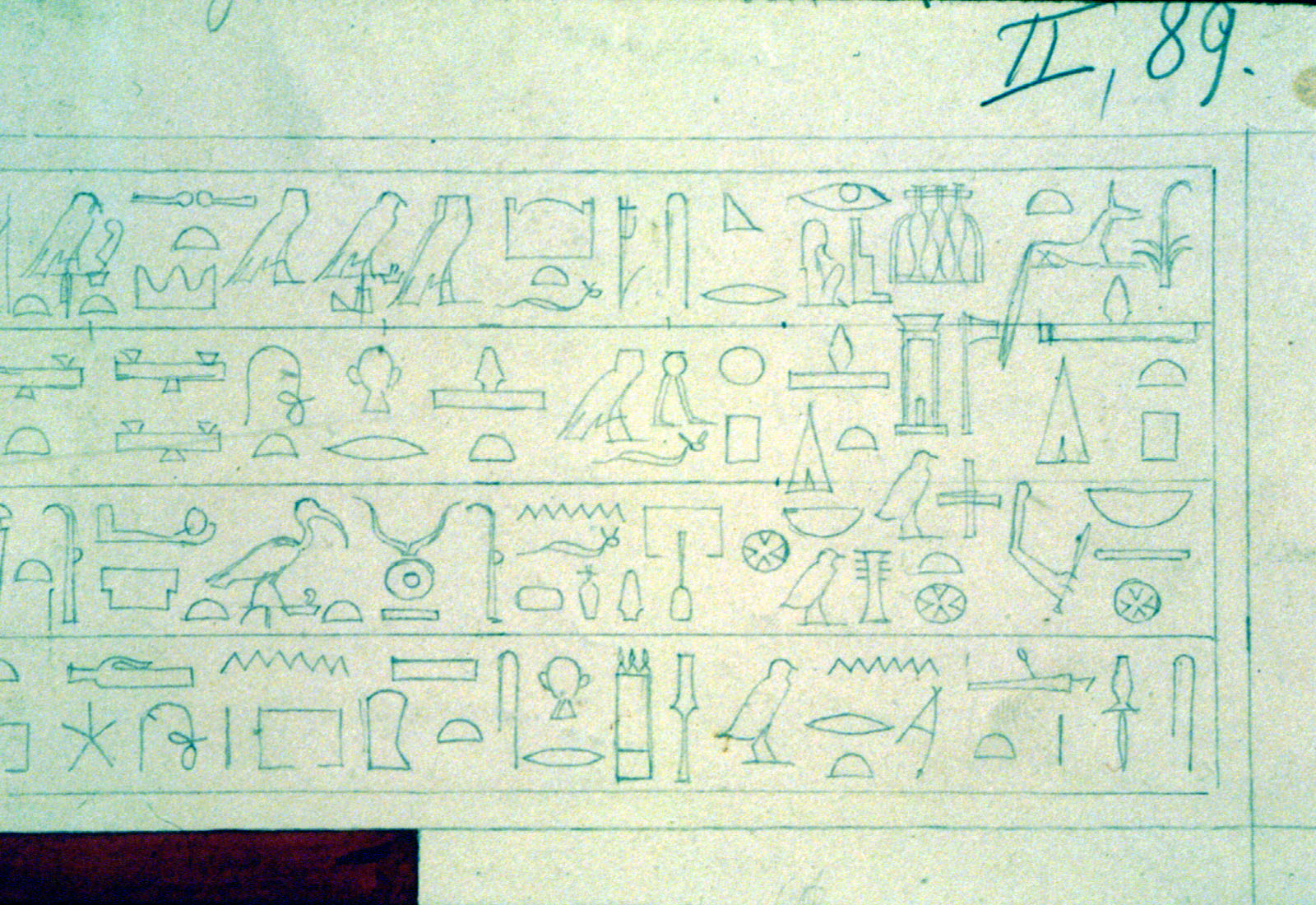 Object(s) photograph: Site: Giza; view: G 4611