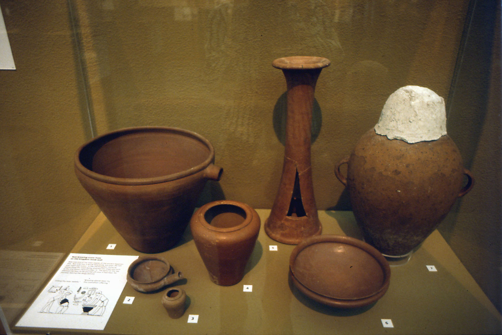 Object(s) photograph: Site: Giza; view: G 7000 X, G 2381, G 2132, G 4631, G 4630