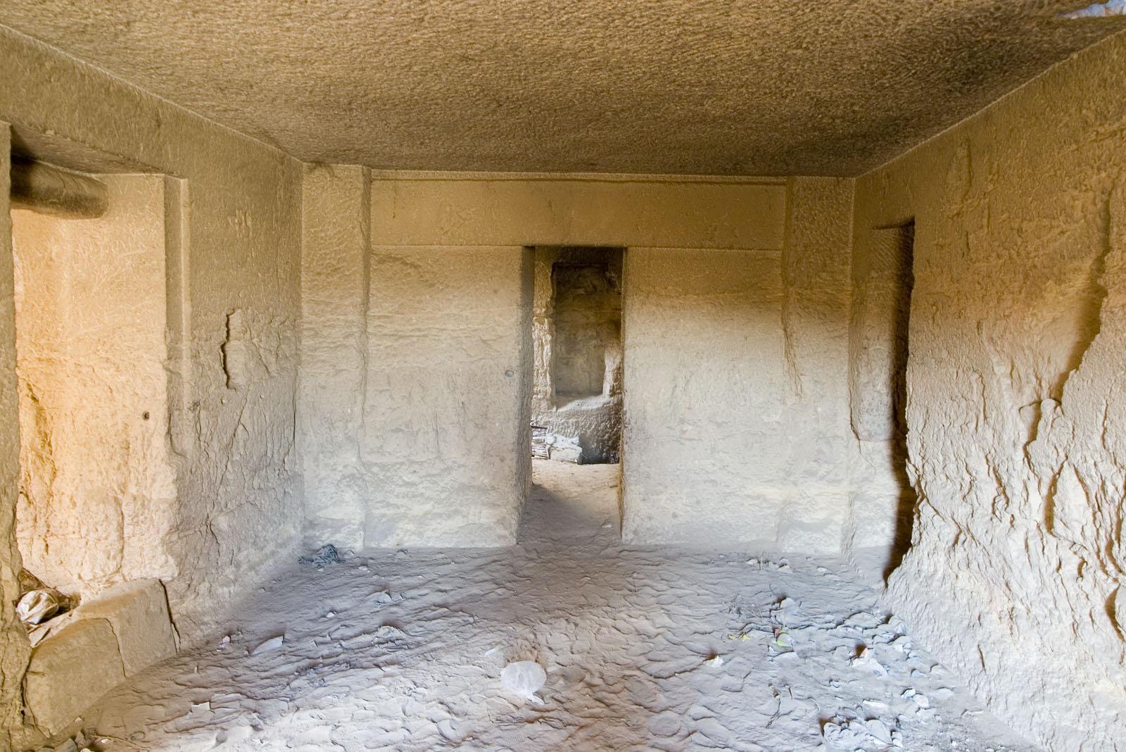 Eastern Cemetery: Site: Giza; View: Lepsius 71