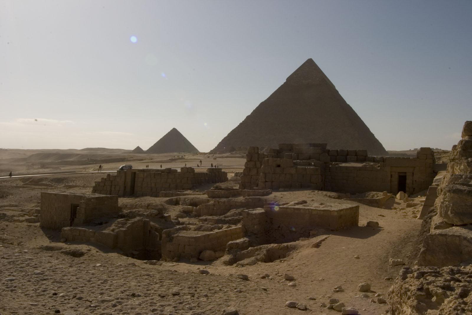 Eastern Cemetery: Site: Giza; View: G 7150, G 7151, G 7152, G 7153, G 7142, G 7143, G 7144, G 7164, G 7168, G 7259, G 7247, G 7254