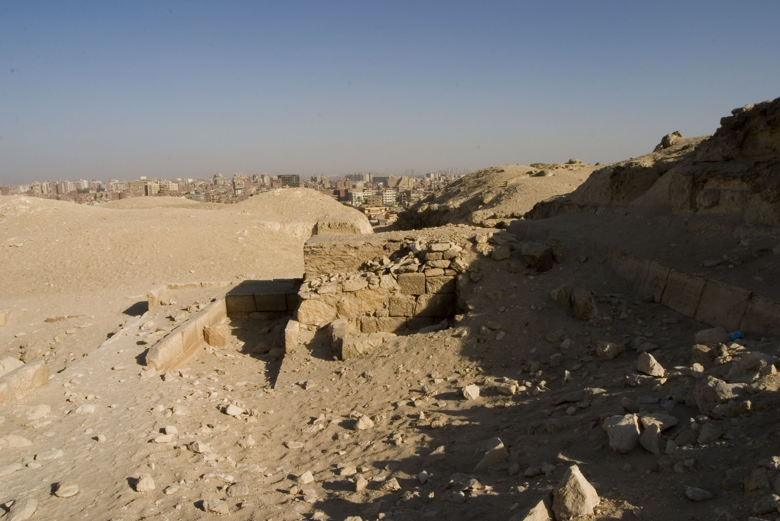 Eastern Cemetery: Site: Giza; View: G 7411