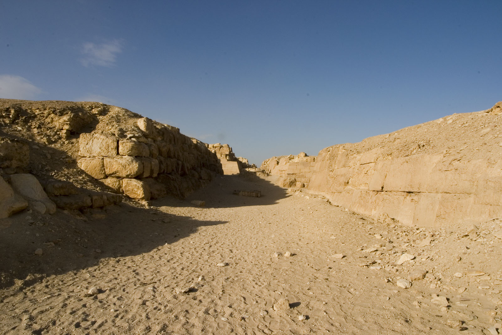 Eastern Cemetery: Site: Giza; View: G 7450, G 7550
