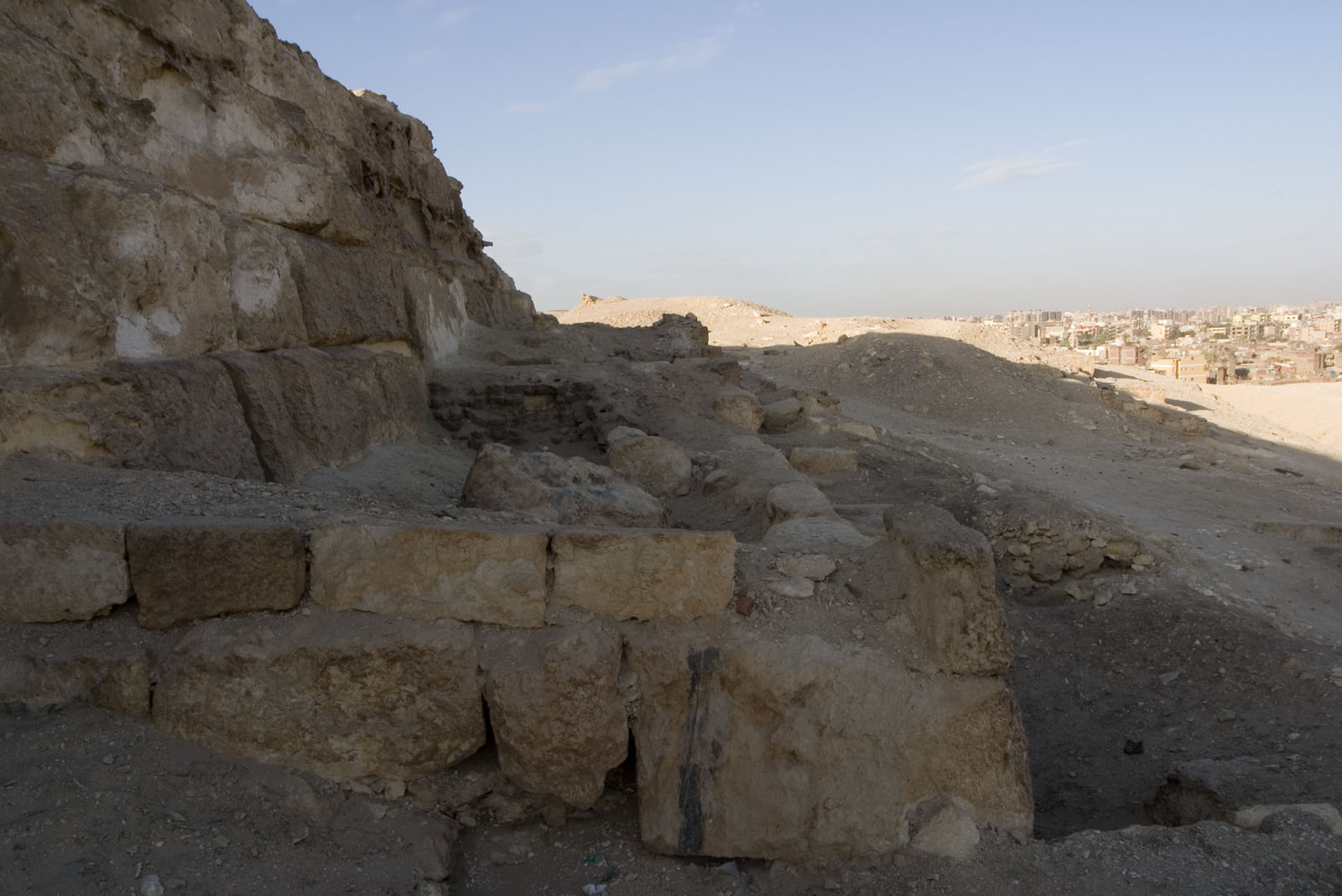 Eastern Cemetery: Site: Giza; View: G 7753, G 7754