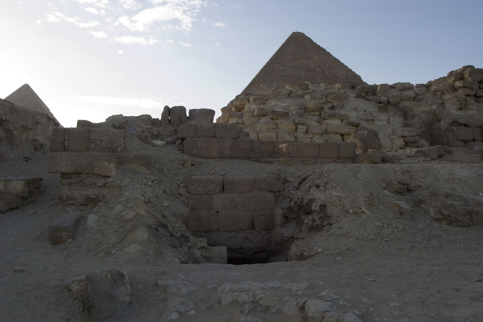 Eastern Cemetery: Site: Giza; View: G 7631