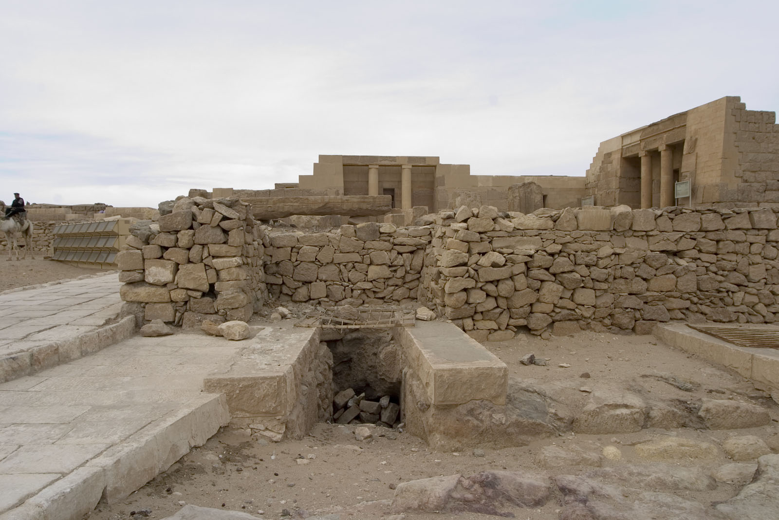 Western Cemetery: Site: Giza; View: G 2370, G 2378, G 2381, G 2382
