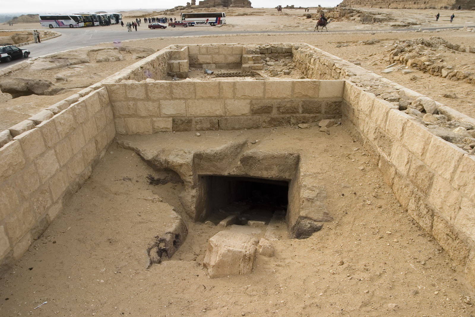 Western Cemetery: Site: Giza; View: G 5411