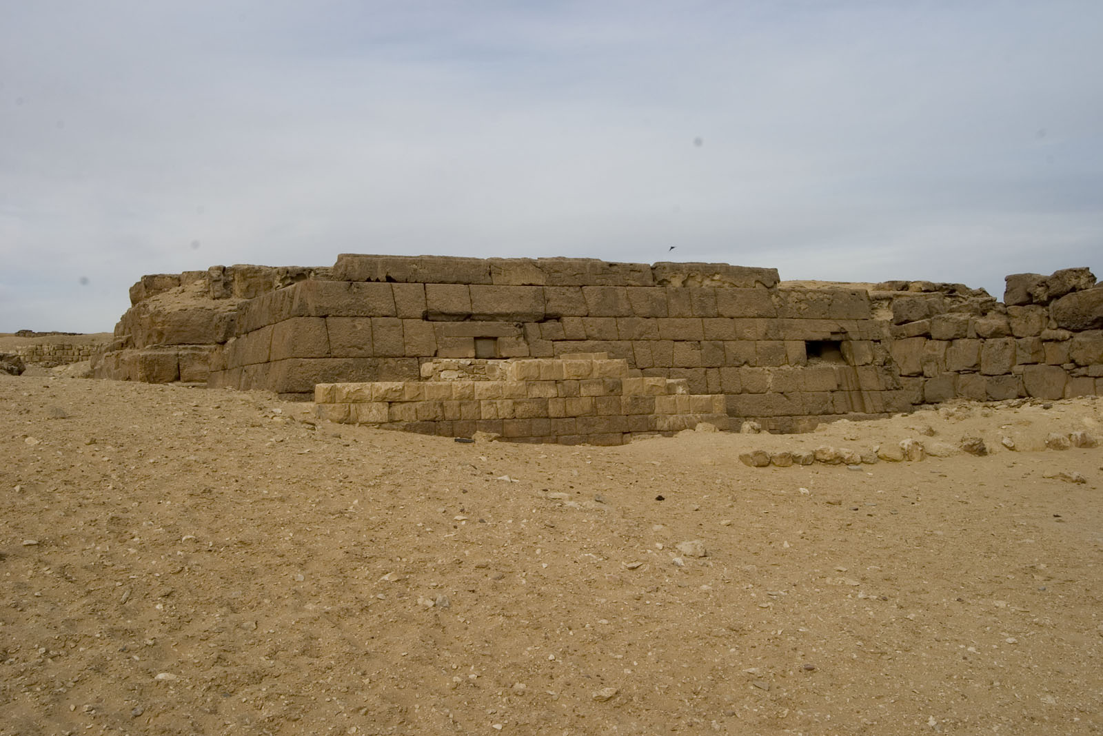 Western Cemetery: Site: Giza; View: G 5210