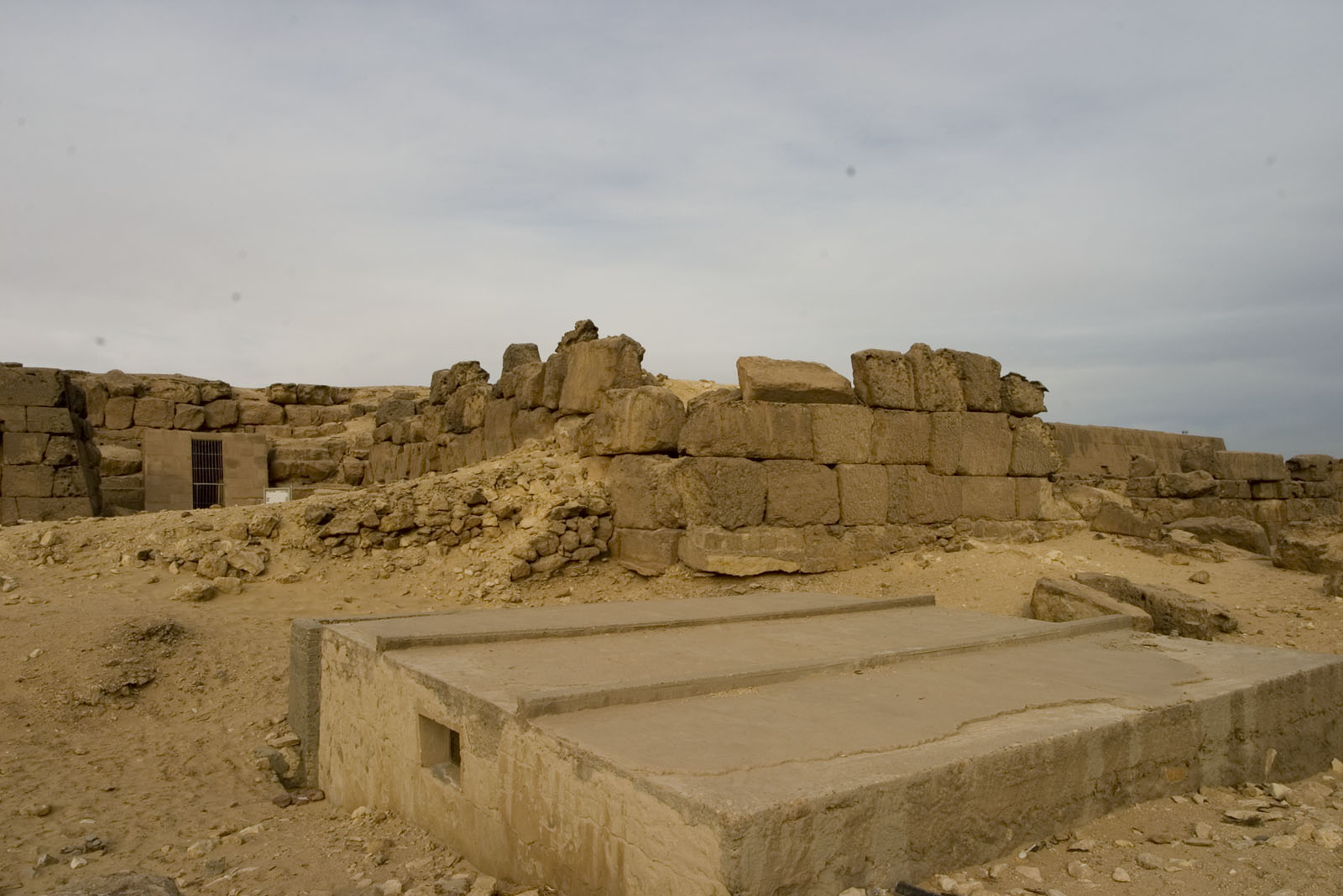 Western Cemetery: Site: Giza; View: G 5220