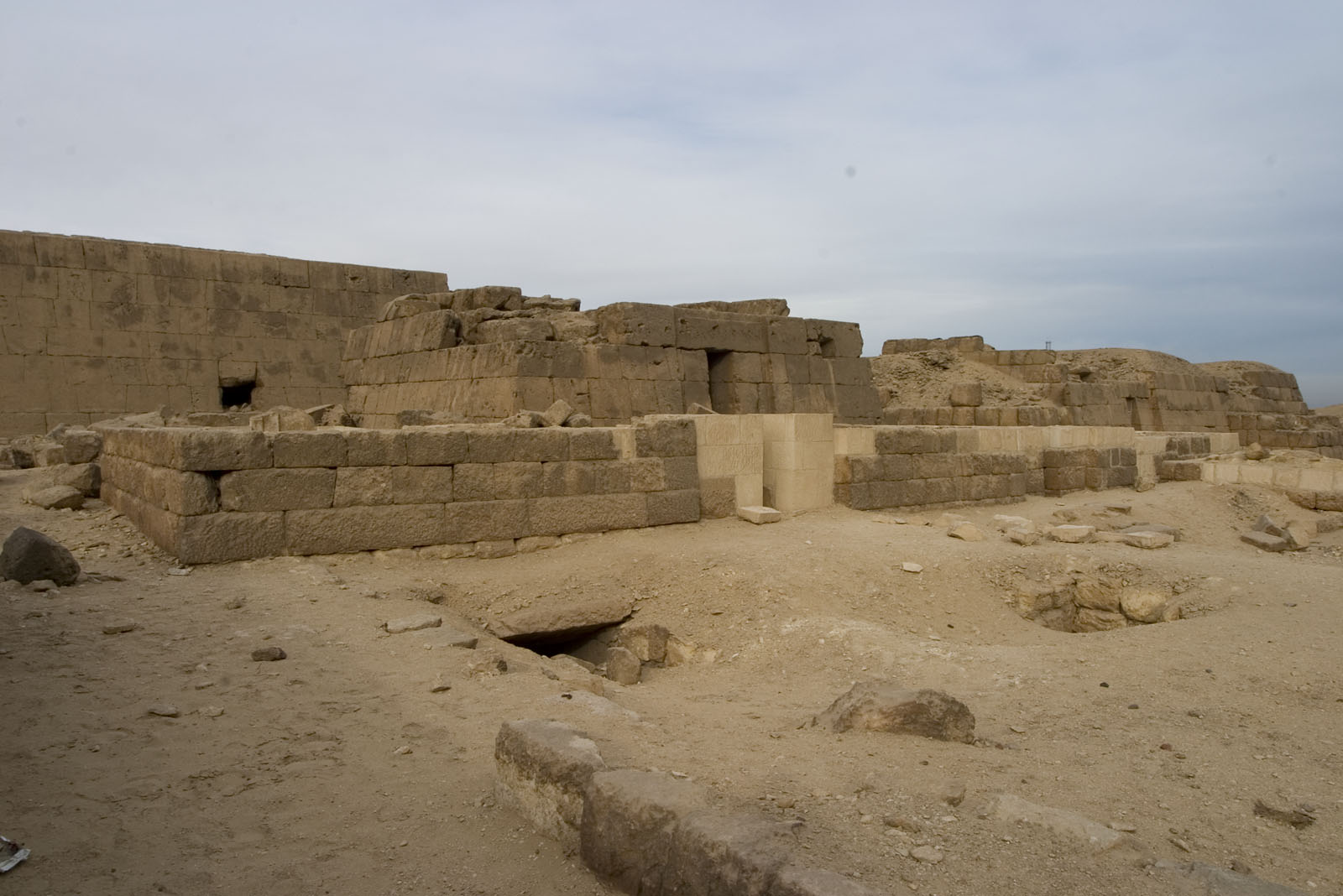 Western Cemetery: Site: Giza; View: G 5234, G 5235,