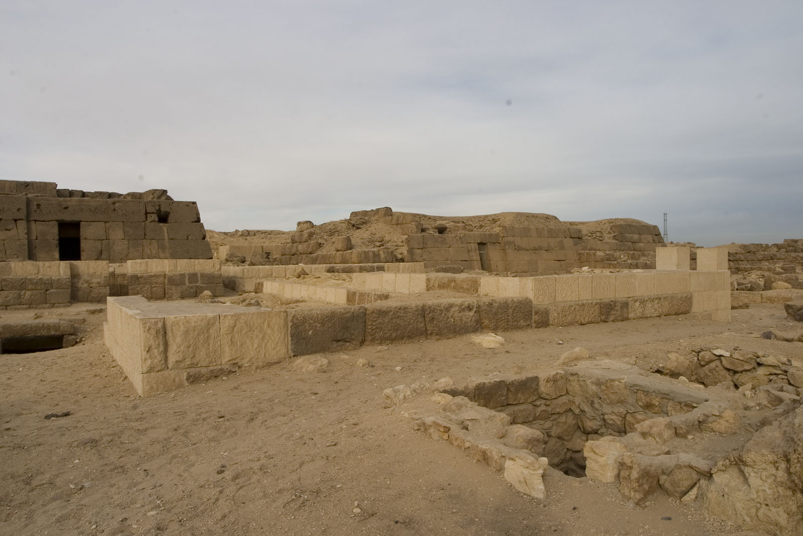 Western Cemetery: Site: Giza; View: G 5331, G 5235