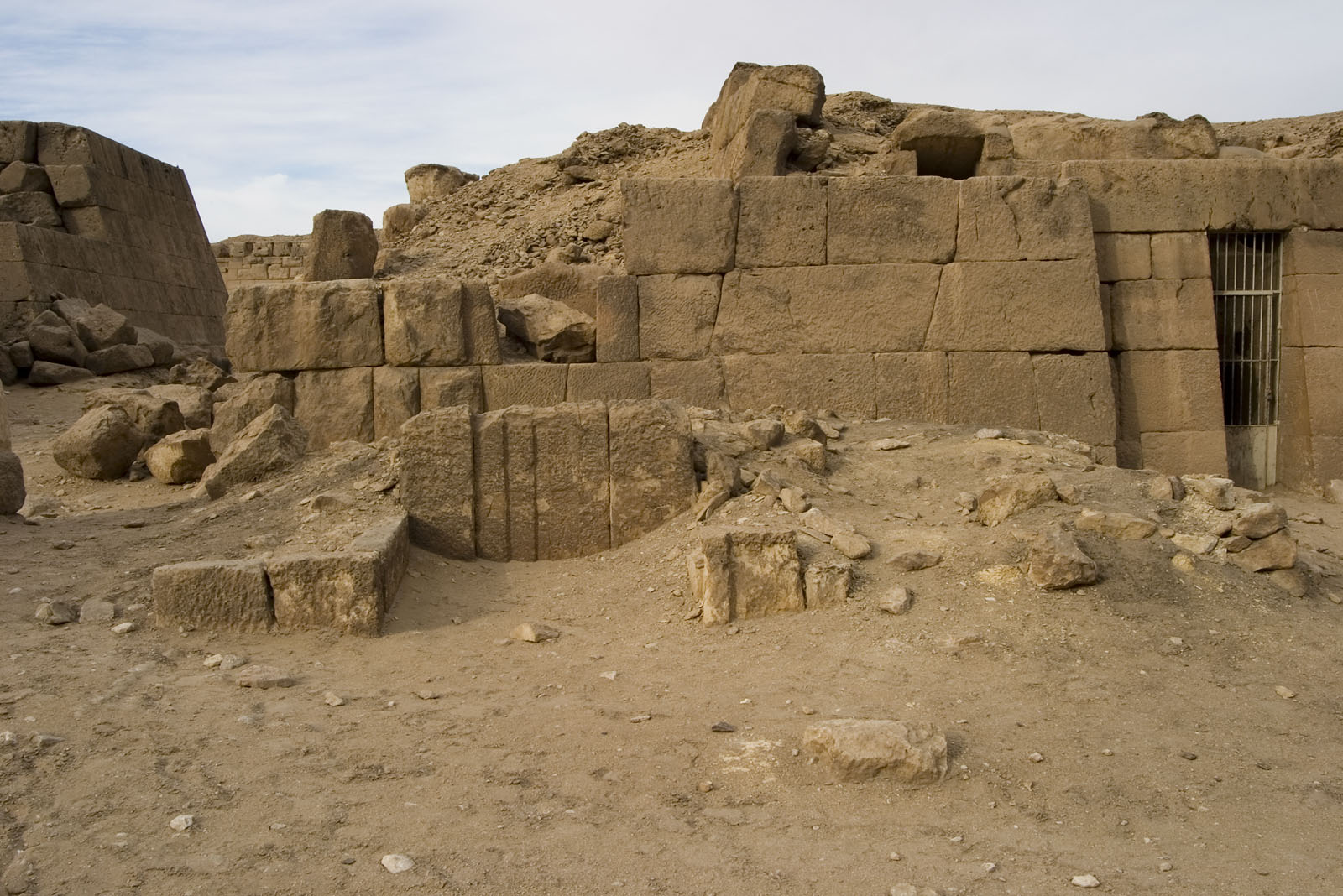 Western Cemetery: Site: Giza; View: G 5237