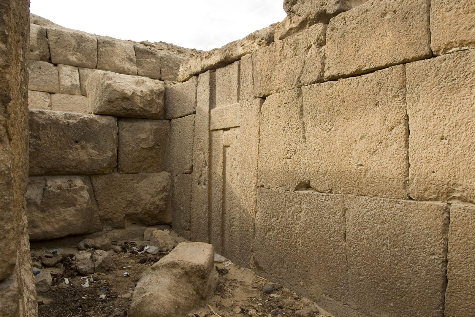Western Cemetery: Site: Giza; View: G 5350