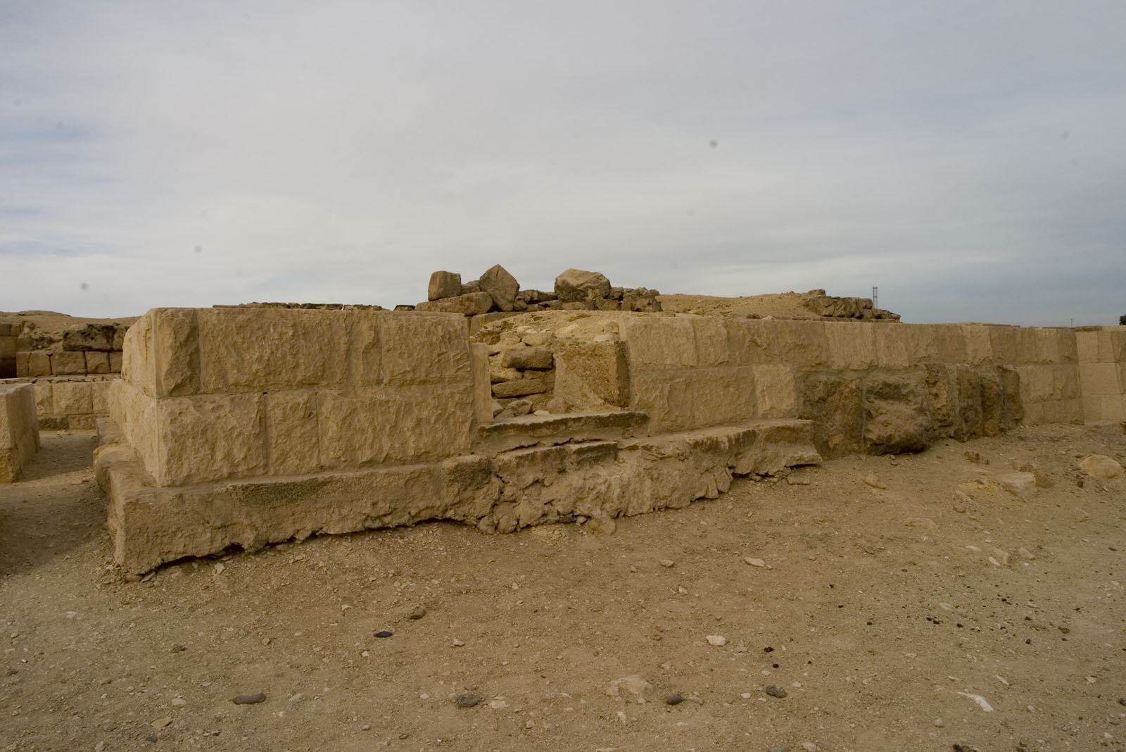 Western Cemetery: Site: Giza; View: G 5550