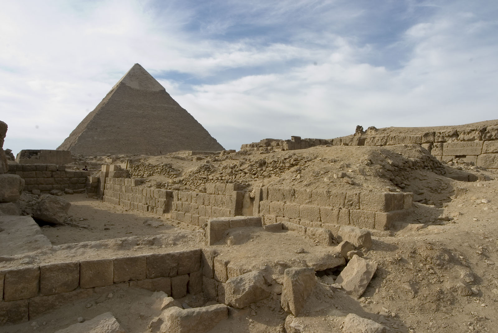 Western Cemetery: Site: Giza; View: G 5270