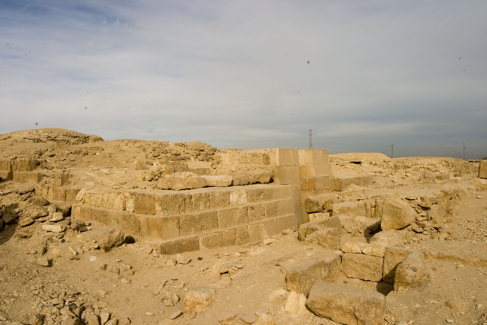 Western Cemetery: Site: Giza; View: G 5280