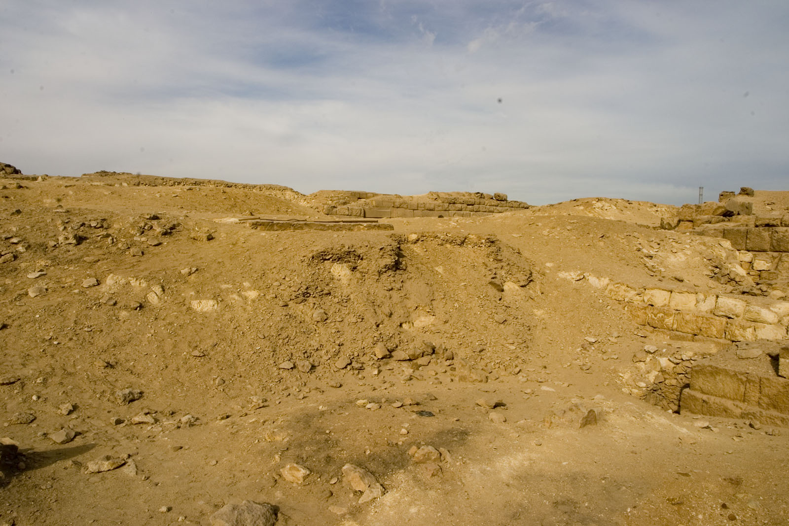 Western Cemetery: Site: Giza; View: G 5160
