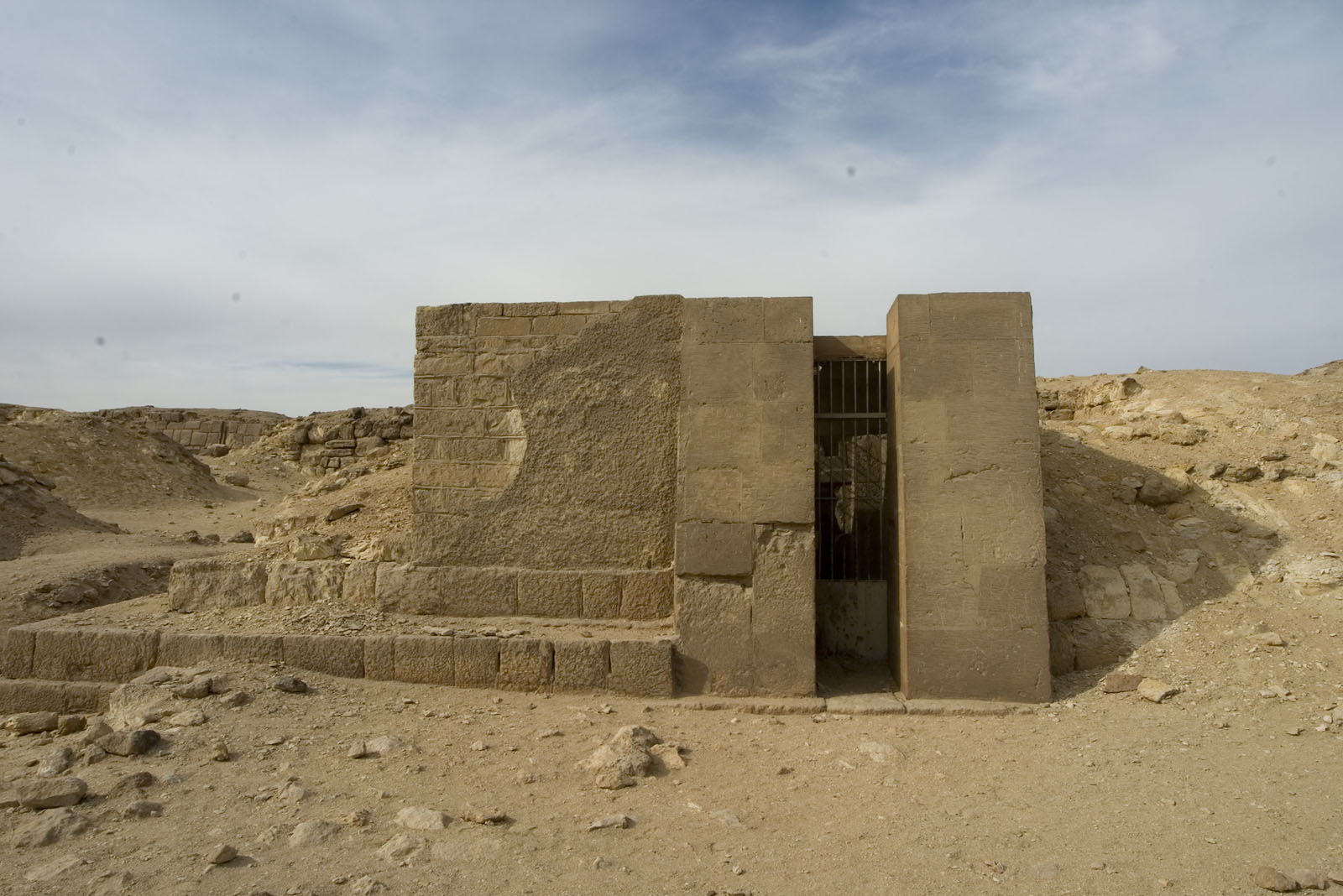 Western Cemetery: Site: Giza; View: G 5030