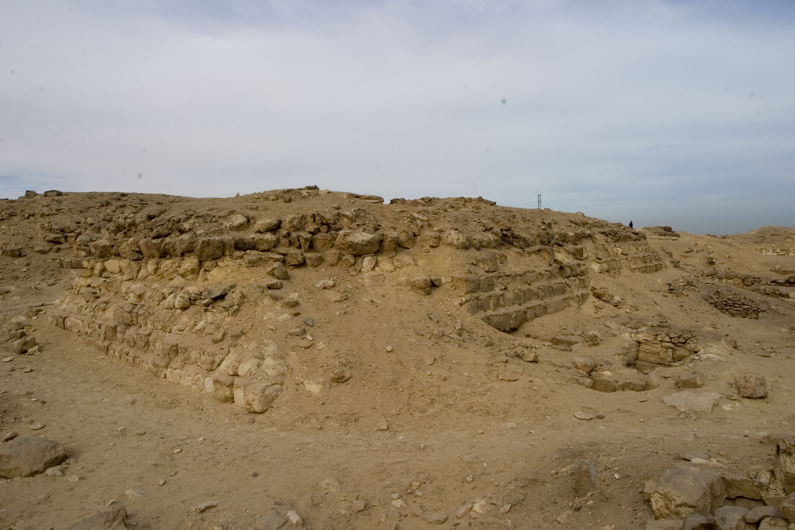 Western Cemetery: Site: Giza; View: G 5050